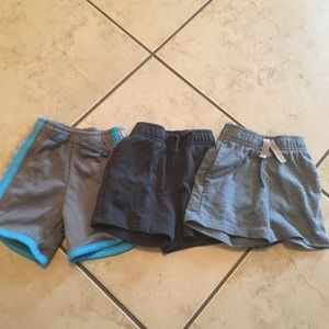 Boys 12 month shorts